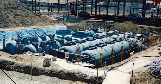 Bể xử lý nước thải sinh hoạt Bestplant