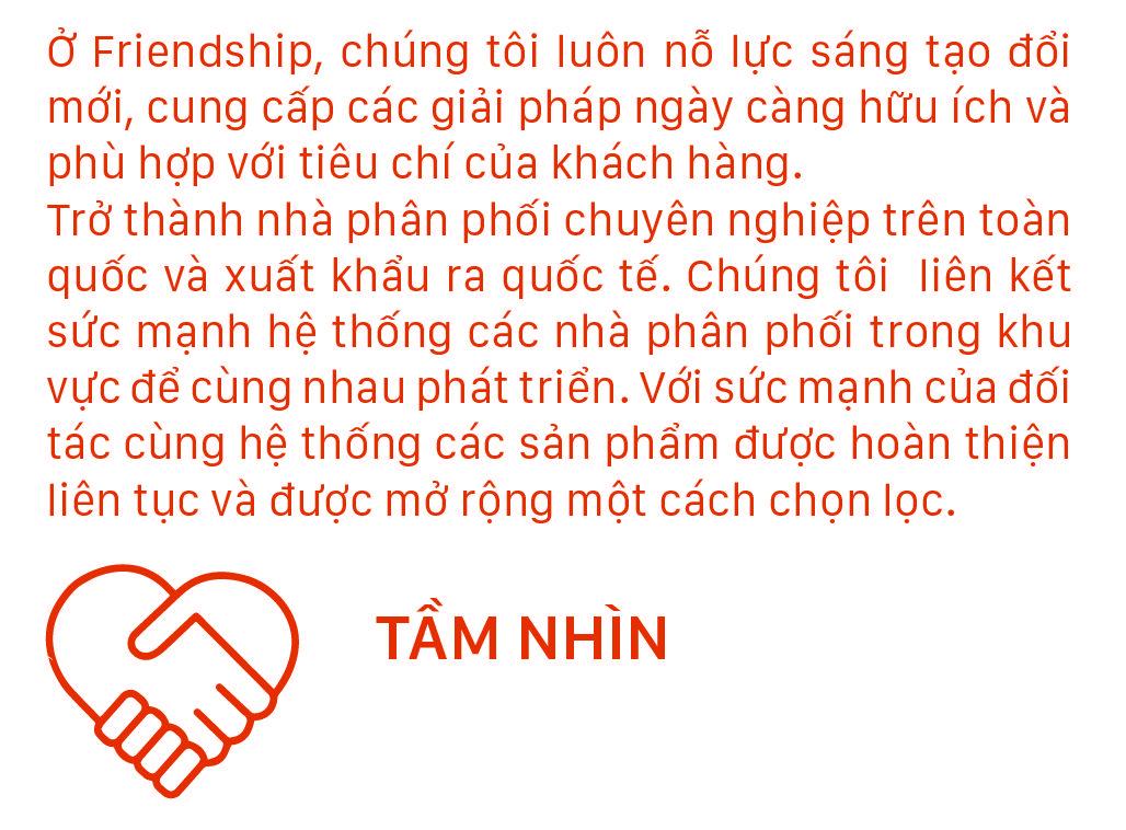 Giới thiệu về Friendship