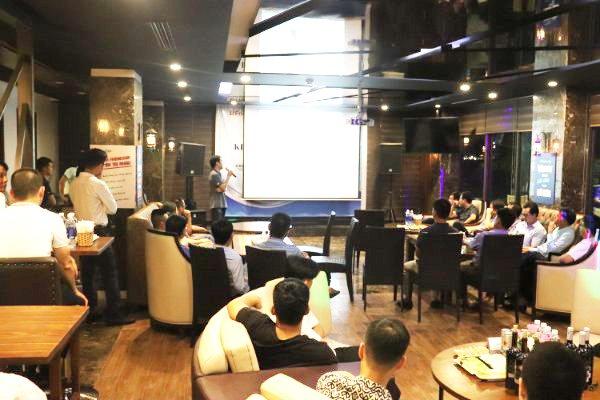 Kiến trúc sư Quảng Ninh tham dự buổi giao lưu cùng Friendship