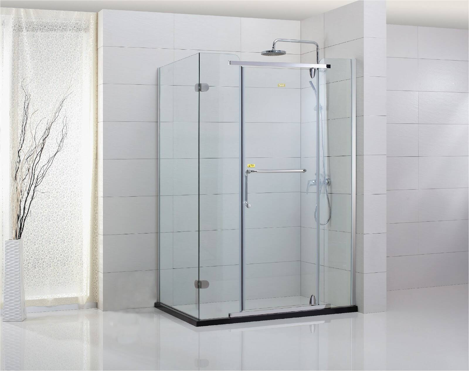 Phòng tắm kính thương hiệu Fendi đạt hợp chuẩn Úc về kết cấu an toàn cho kính