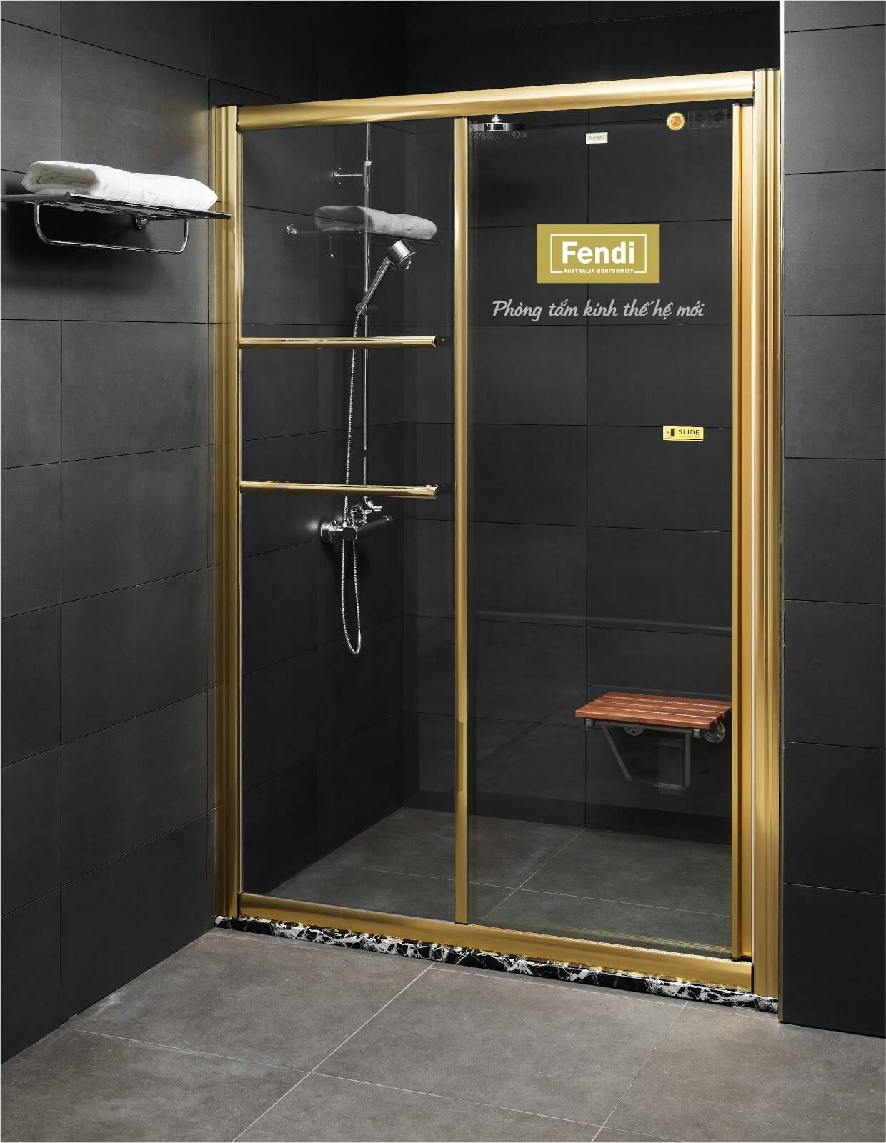 Nên chọn thương hiệu phòng tắm kính có uy tín và chế độ bảo hành đáng tin cậy