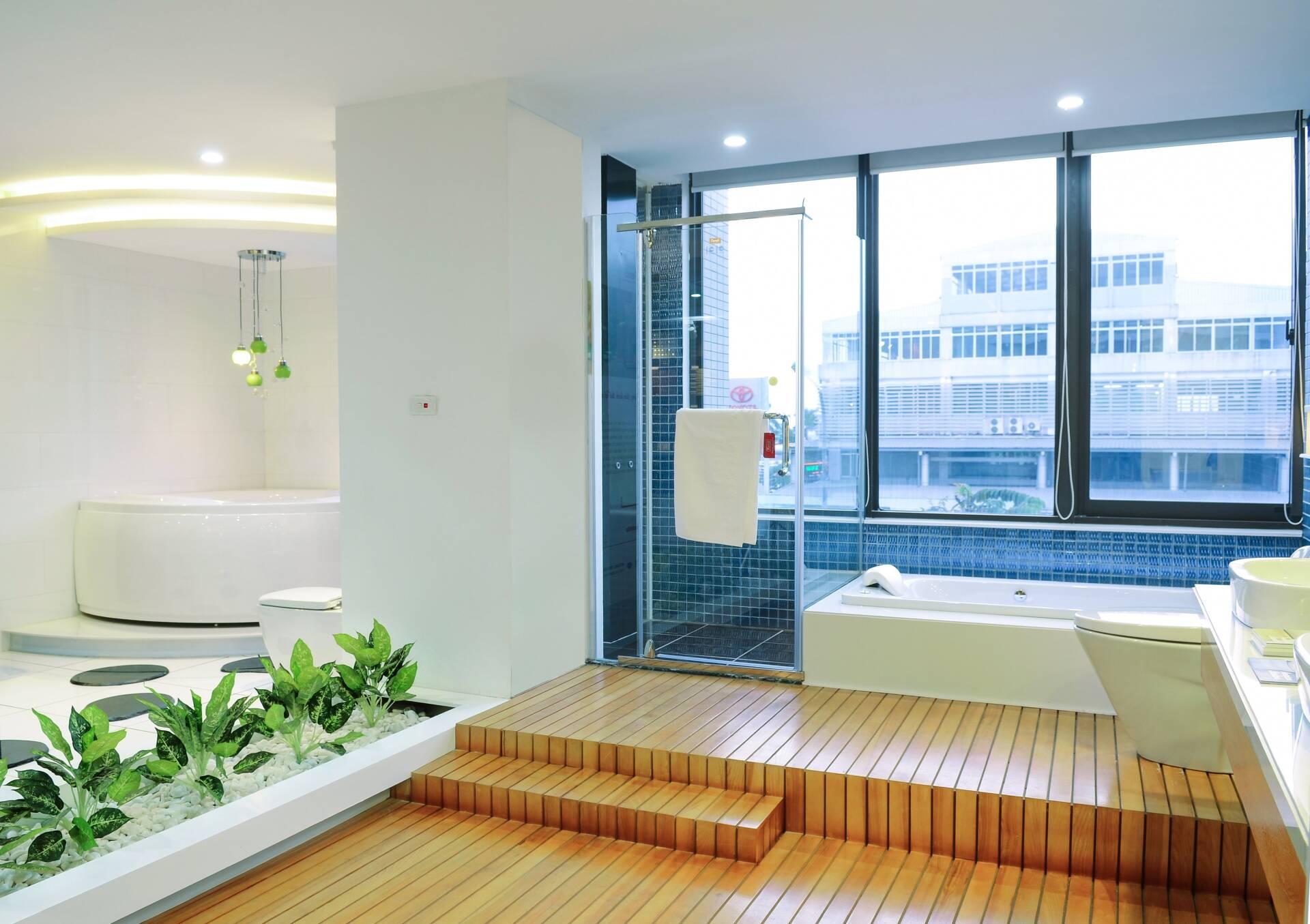 Phòng tắm kính chỉ đóng mở theo 3 vị trí nhất định là 90 độ, 135 độ và 180 độ