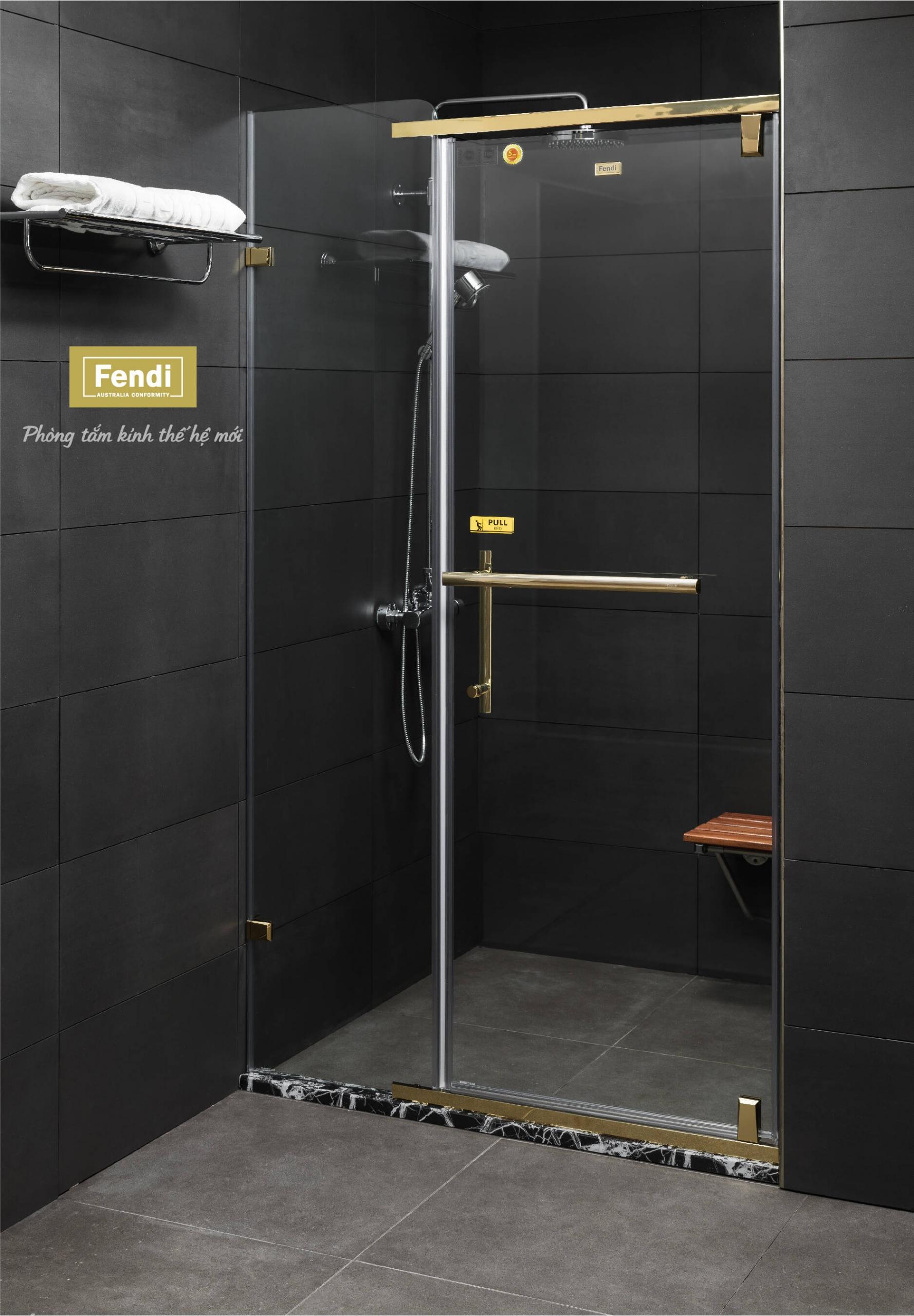 Nếu đảm bảo thực hiện đúng theo những thông số tiêu chuẩn, các gia chủ sẽ có một phòng tắm kính an toàn và có tính thẩm mỹ cao